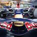 Salzburg - Hangar 7 - Red Bull versenyautó