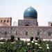 Szamarkand Regisztán tér