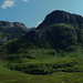 Skye sziget, a 3 nővér sziklaalakzat
