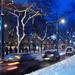 Tél, hó, karácsony