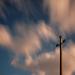 lángoló ég