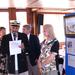 22. Ákos György megnyitja a Hajó Portrék kiállítást a Halászbást