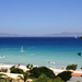 Rodosz - Ialyssos - tengerparti panoráma