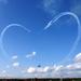 Repülőnap 2010 - a Frecce Tricolori nagy szíve