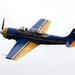 Repülőnap 2010 - Vári Gyula világbajnok JAK - 52 - vel