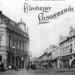 1907 - Masarykova ulica od kalvínskeho kostola