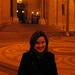 Fruzs a Bazilika előtt