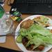 Ebéd a proteinnapon