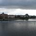 Prága a Károly hídról