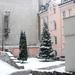 Fő tér - Szinház utca közötti átjáróház udvara