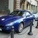 Aston Martin DB9 Volante - Maserati Spider