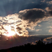égi fények, szivárványos vakítás