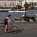 Biciklista (lány)